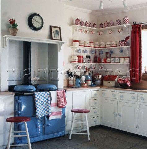 red and blue kitchen red and blue kitchen sussex pinterest red and blue