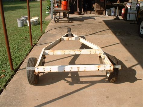 dilly boat trailer axles m38a1 private mess project