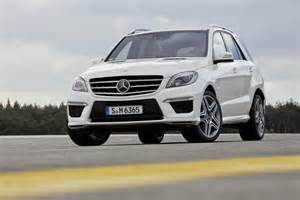 Ml63 Mercedes The New Mercedes Ml 63 Amg Efficiency And