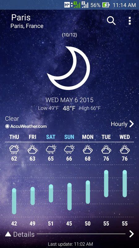 asus weather apk free weather app for android apkpure