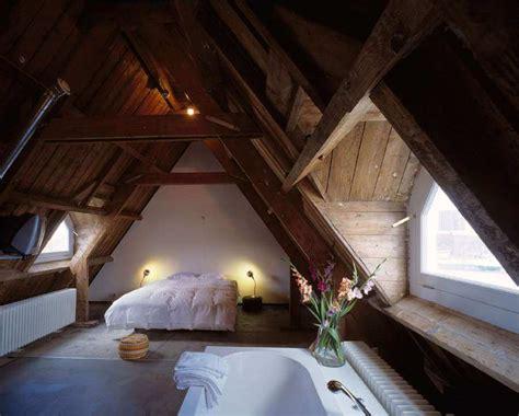 interior design attic bedroom 10 bedroom interior with roof beam design ideas https