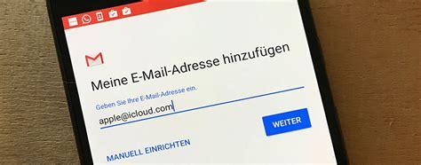 icloud mail on android apples icloud mail auf android und anderen ger 228 ten einrichten ifun de
