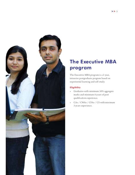 Working Executive Mba by Icfai Executive Mba