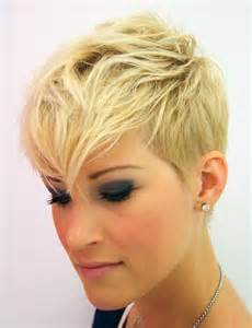 Pixie haircut with shaved sides short hairstyles trends