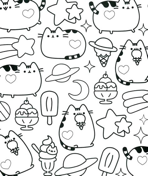 coloring pages of kawaii crush kawaii coloring pages crush on astounding kawaii coloring