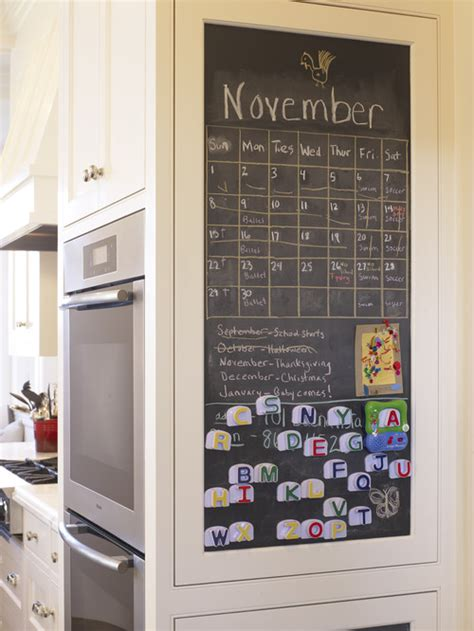 kitchen message board ideas living parkside kitchen message center