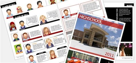 Yearbook High School Istudio Publisher Page Layout Software For Desktop Publishing On Mac Publisher Yearbook Template