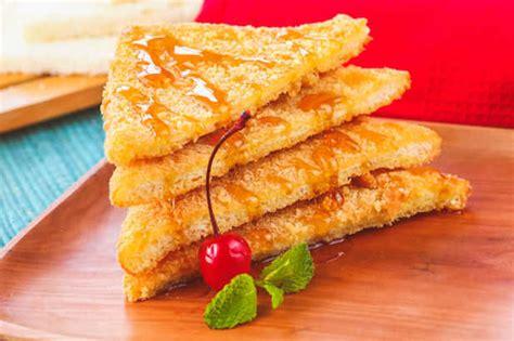 cara membuat roti goreng yang enak dan lembut lihatlah dan buktikan sendiri cara membuat roti goreng
