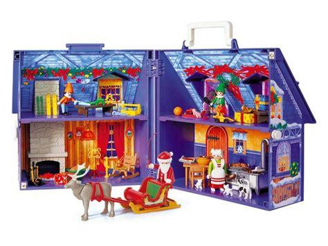 playmobil set 3517s2 maison du papa noel klickypedia