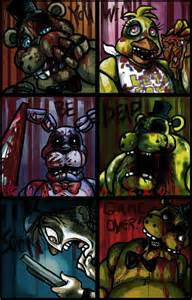 Fnaf you will be dead soon by cageyshick05 on deviantart
