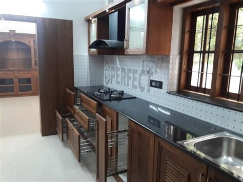Kitchen Design In Kerala Modular Kitchen Designing And Implementation Affordable