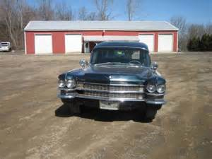 1963 Cadillac Hearse For Sale 1963 Cadillac Hearse Miller Meteor For Sale New York City