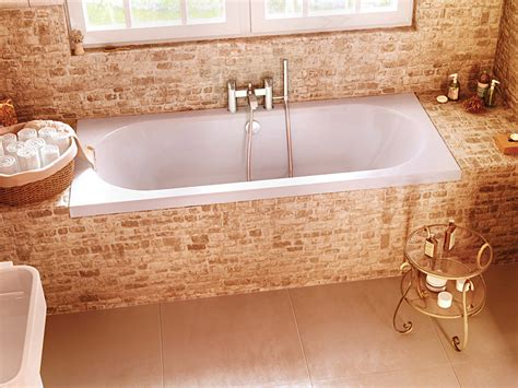 ended bath with shower cleargreen verde rectangular ended bath 1800 x 800mm r10