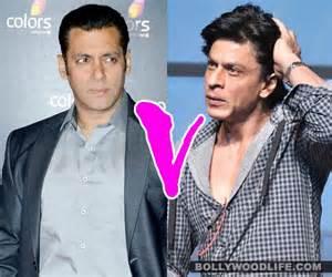 Salman Khan: If you want overacting, call Shahrukh Khan ...