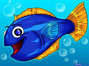 Deepseafishingokinawa fish cartoon