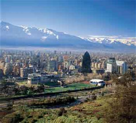 Mba Chile Santiago by Announcing Massey Study Abroad 2012 Destinations
