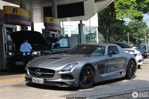 Mercedes Sls Amg by Mercedes Sls Amg Black Series 21 September 2016