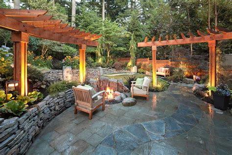 benna lower garden landscape design vancouver pacifica landscape works inc