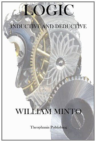 logic deductive and inductive classic reprint books logic inductive and deductive link