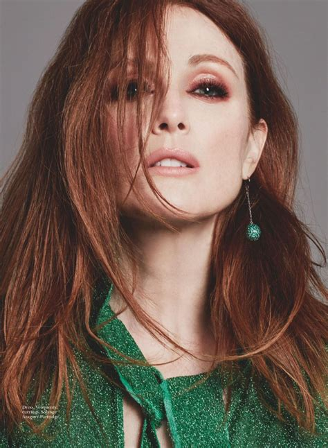julianne moore julianne moore marie claire uk magazine march 2016 issue