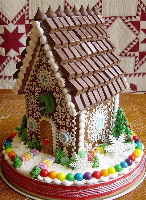 Gingerbread House Ideas by Top 12 Clever Twists To Traditional Gingerbread Houses