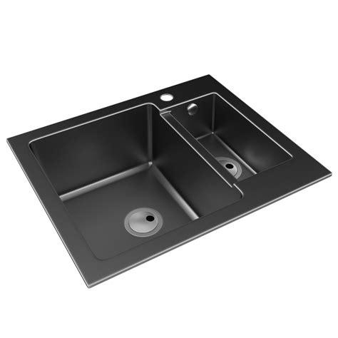 kitchen sink bowls abode zero 1 5 bowl reversible kitchen sink aw3005