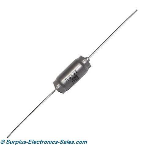 polystyrene capacitors 039uf 400v 10 polystyrene capacitor 5 pkg 0 50