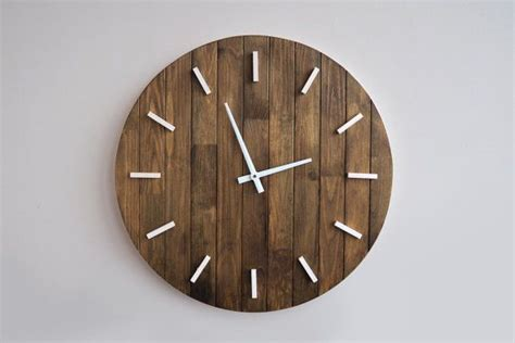 best made wall clock best 25 rustic wall clocks ideas on pinterest oversized