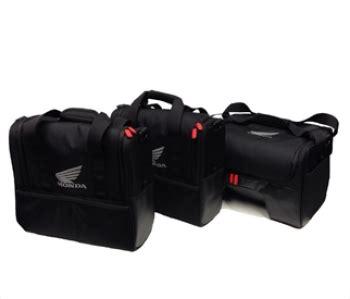 borse interne givi borse interne per valigie e bauletto honda africa 2016