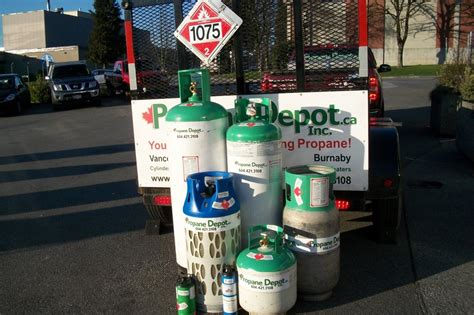 productions spfx on site delivery propane