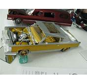 Cars Parts Lowrider Model