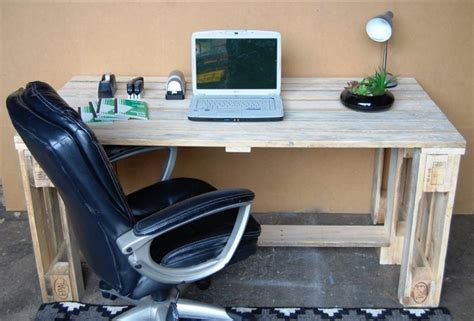 Desk Projects by Pallet Desk Ideas Pallet Ideas Recycled Upcycled