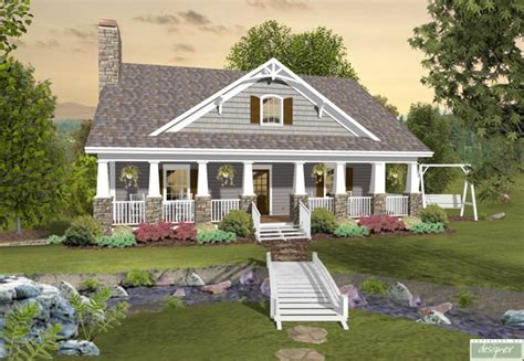 bhg house plans estimate the cost to build for the greystone cottage bhg