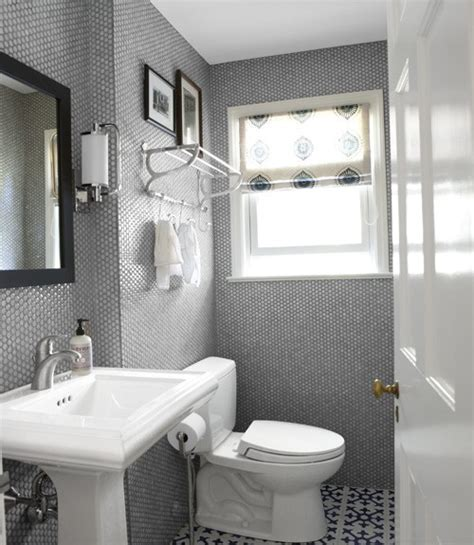 small gray bathroom ideas awesome small grey bathroom tile wall white washbasin design