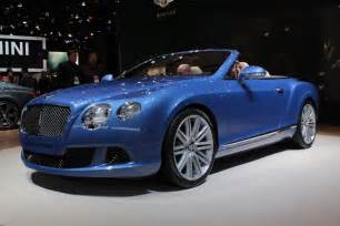 2013 Bentley Continental Gt Convertible Price 2013 Bentley Continental Gt Speed Convertible 2013