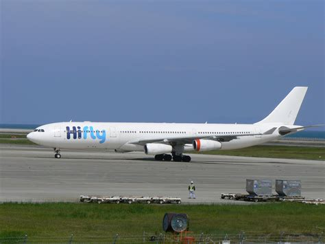 Mba Aero by Hi Fly Receives Its Airbus A380 Mba Morten Beyer