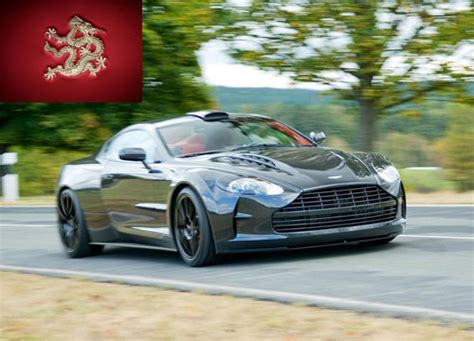 Aston Martin Extended Version by Aston Martin Cars Turn Out For The Year To