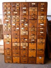 Hardware Storage Cabinet Items Similar To Card Catalog Hardware Store Cabinet On Etsy