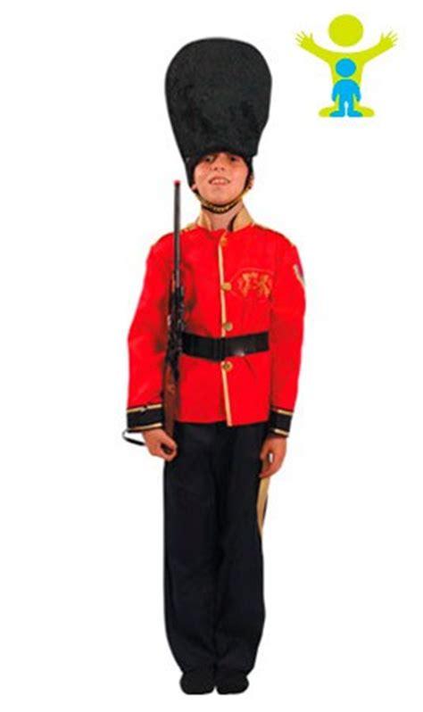 imagenes soldado ingles disfraz de guardia real infantil