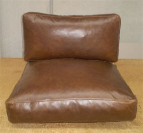 cushions for leather sofa leather sofa new cushion covers jaro upholstery