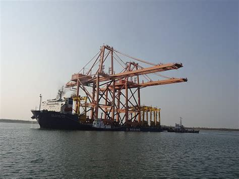 korean rubber sts portek completes relocation of sts gantry cranes and rtgs