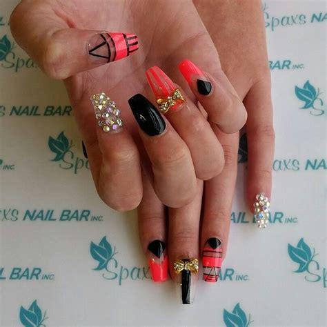 Swarovski Gems Nail