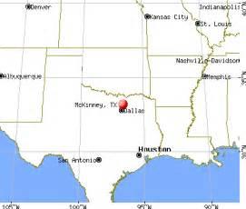 One World Tx Mckinney Map