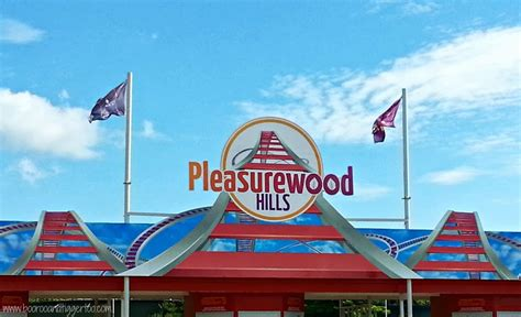 theme park lowestoft days out pleasurewood hills lowestoft boo roo and