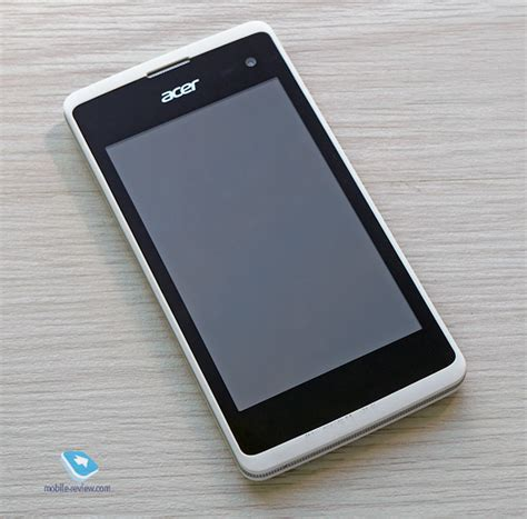 acer mobile review mobile review обзор смартфона acer liquid z220