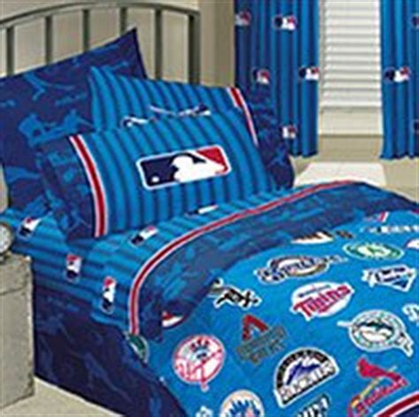 baseball bedding twin mlb playoff baseball bedding sheet set 3pc twin size