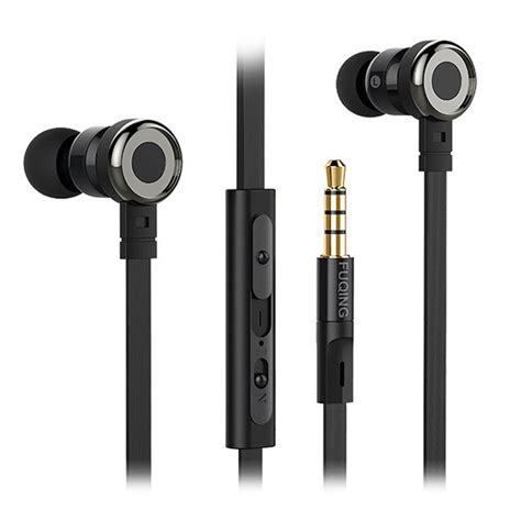Headset Xiaomi Note 4 Professional Heavy Bass Sound Quality Earphone For