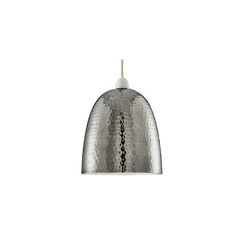 hammered metal floor l thlc modern polished chrome metal hammered ceiling pendant