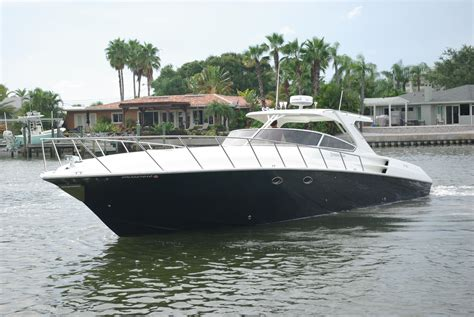 fountain boats 48 express cruiser for sale 2009 fountain 48 express cruiser for sale