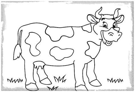 imagenes para dibujar una vaca descarga la imagen de una vaca para pintar imagenes de vacas
